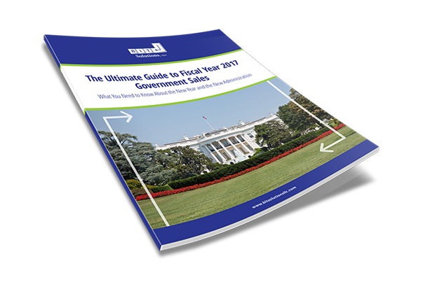 Ultimate guide to 2017 government sales